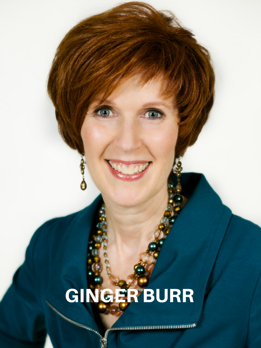 Ginger Burr